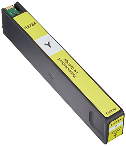 Peach Tintenpatrone gelb HC kompatibel zu HP No. 973X, F6T83AE