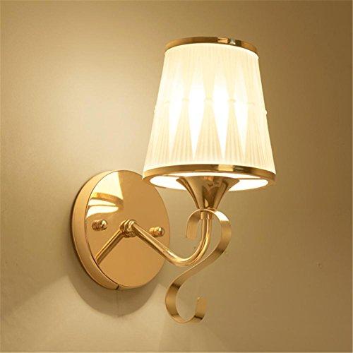 Applique Moderne Simple LED Lampe de Chevet Creative Chambre Salon Restaurant Salle D'étude Escalier Allée Hôtel Décoration Mur Lumière, K