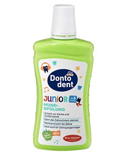 Mundspülung Junior, 500 ml, vegan