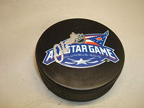 Oliver Ekman-Larsson Signed 2105 All Star Game Hockey Puck Autographed 1C - Autographed NHL Pucks