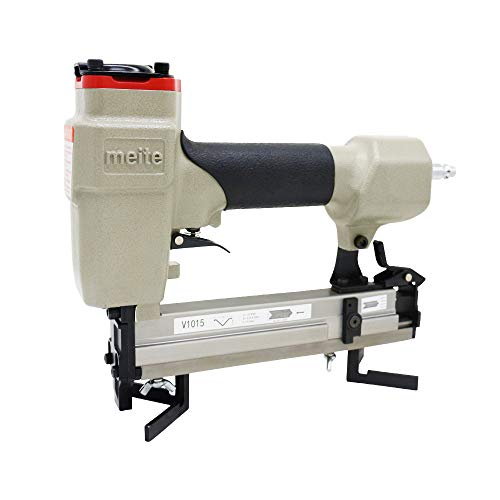 meite V- Nailer Series V1015B Pneumatic Picture Frame Joiner or Picture Frame Nailer (Size 1/4-Inch to 5/8-Inch)