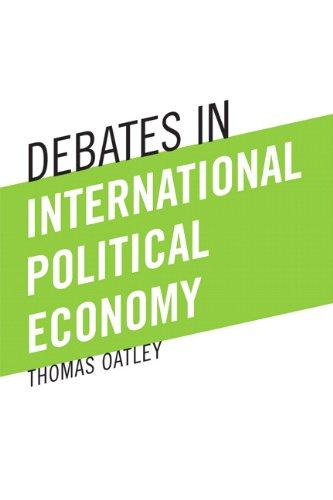 Debates in International Political Economy