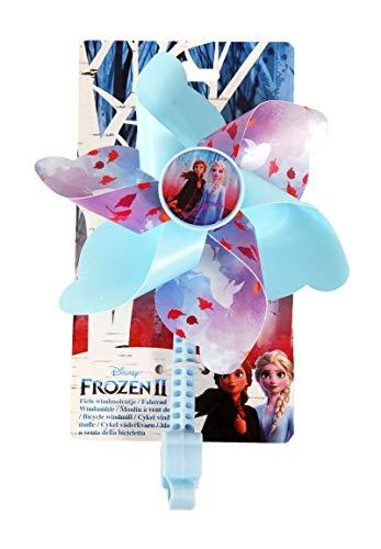 Frozen 2 - Die Eiskönigin 2 Fahrrad-Windmühle Windspiel für den Lenker