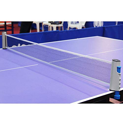 Why Choose Portable Retractable Adjustable Table Tennis Ping Pong Net Rack Replacement Kit