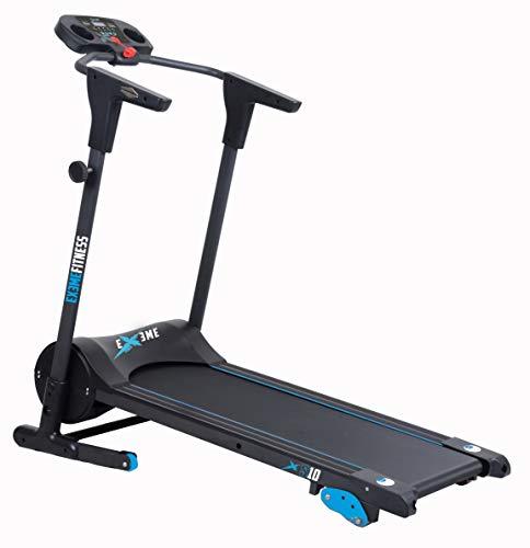 Ex3me Fitness S10, Elettrico,Pieghevole,salvaspazio,Professionale,10 km/h