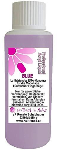 'Professional-Liquid Blue acrylique, 100 ml