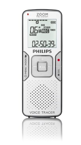 Philips Voice Tracer LFH 0862 Dittafono