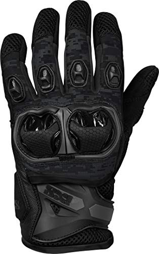 IXS Tour Lt Gloves Montevideo Air S Black L