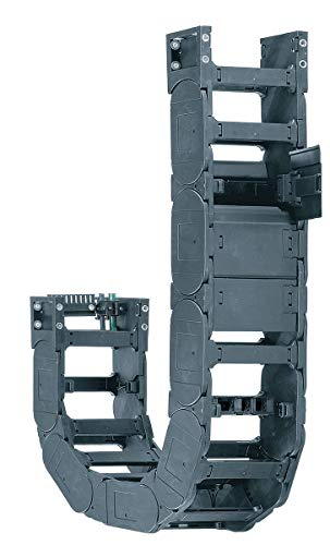 IGUS Cable Carrier, HD, Tube, OW13.15In / 334mm - 880-30-150-0-1