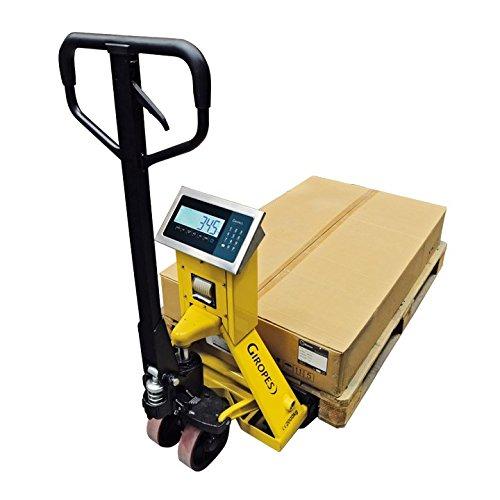 Transpalette pesadora baxtran TP410avec imprimante (2000kgx500g)