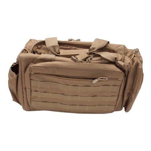 Nc Star Competition Range Bag, Brown/Tan