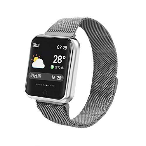 Smartwatch P70 Esportivo + Pulseira extra