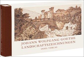 Johann Wolfgang Goethe - Landschaftszeichnungen