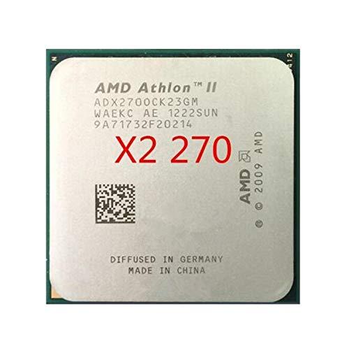 Athlon II X2 270 3.4Ghz Dual Core Processor Socket AM3/AM2+ 938-pin CPU