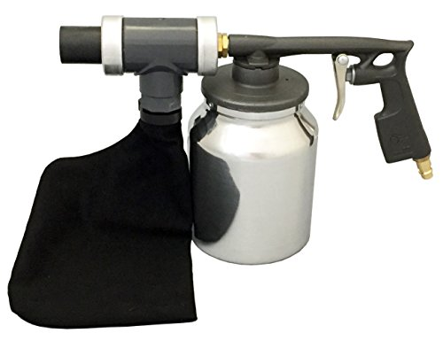 Sandstrahlpistole mit Rückgewinnung Sandstrahlen Sandstrahlgerät