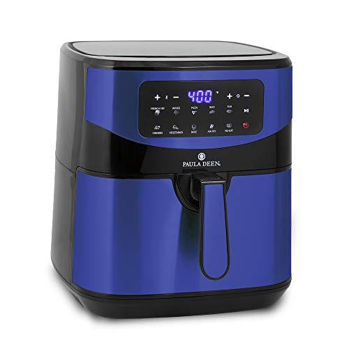 Paula Deen Stainless Steel 10 QT Digital Air Fryer...