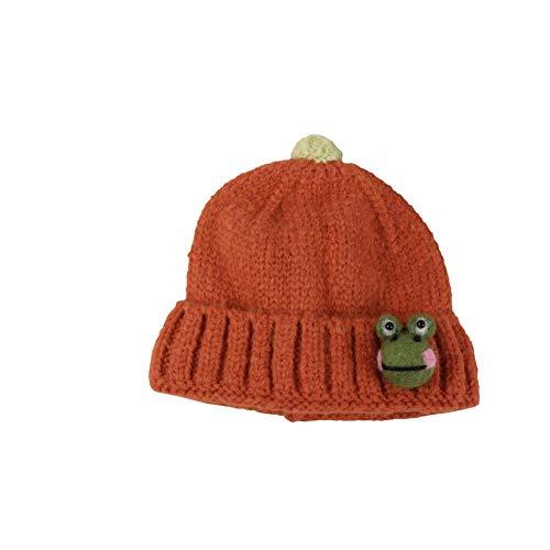 Demarkt Ouders kind hoed familie passende winterwarmer breien wol muts ski cap