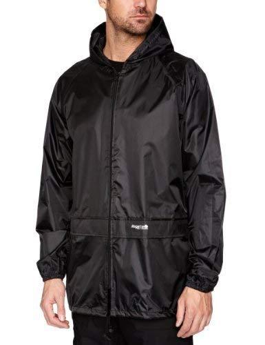 Regatta Stormbreak - Chaqueta para hombre, tamaño XL, color negro