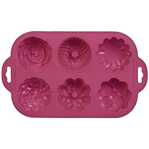 wenco 555081 - Molde de silicona para muffins