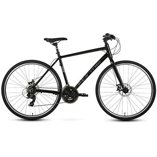 Forme Winster 2 700c Men's Hybrid Bike - Black