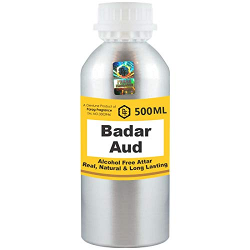 Photo of Parag Fragrances Badar Aud Attar 500ml Wholesale Pack Attar (Alcohol Free, Long Lasting Attar For Men – Women & Religious Use) Worlds Best Attar | Itra | Fragrance Oil | Scent