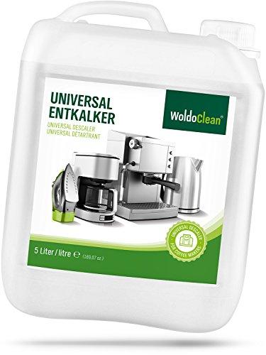 Entkalker & Kalklöser für Kaffeevollautomaten Kaffemaschine Wasserkocher - 5 Liter Kanister inkl. praktischen Ausgießer