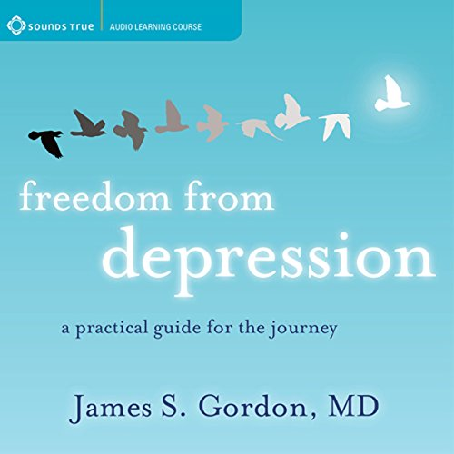 Freedom from Depression audiobook cover art