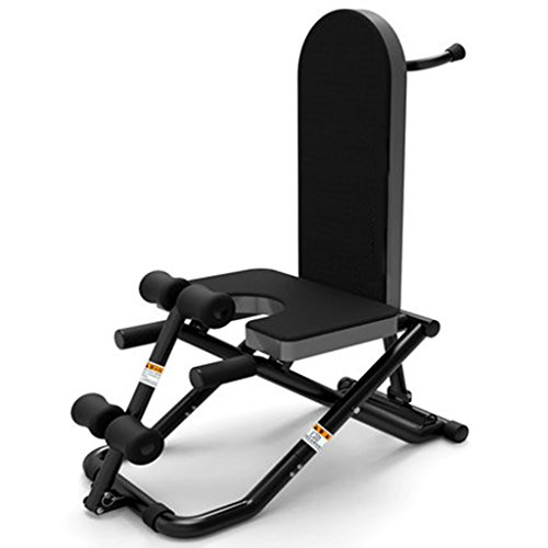 Great Deal! A&Dan Inversion Table - Household Multifunctional Fitness Equipment - Max User Weight 15...