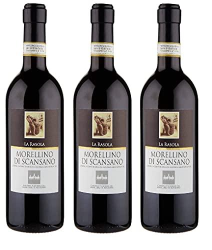 Zeus Party Box da 3 Vino Morellino di Scansano DOCG - Cantina Vignaioli, Bottiglie da 75ml