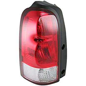05-08 CHEVY UPLANDER MONTANA LEFT TAIL LIGHT