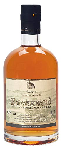 Drexler Bayerwoid Single Malt, German Whisky, 0,7l.