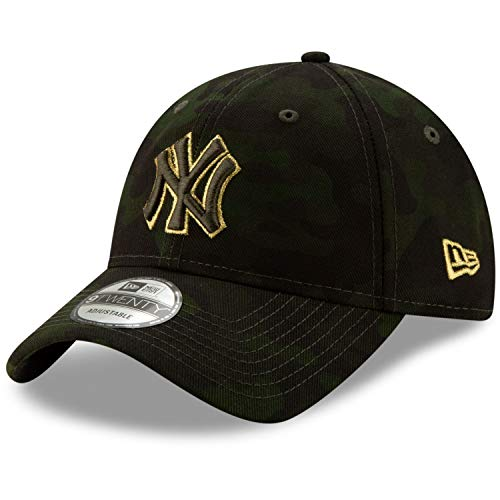 New Era New York Yankees 2019 MLB Armed Forces Day 9TWENTY Adjustable Hat - Camo