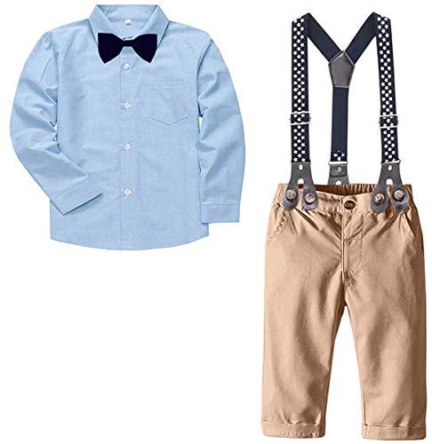 Opiniones de Pantalones de traje para Niño los más recomendados. 1