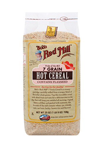 Bob#039s Red Mill 7 Grain Hot Cereal 25ounce