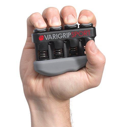 Dynatomy VariGrip Sport Adjustable Resistance (Medium-Extra Heavy) Finger Strengthener, Hand, Grip Exerciser Guitar Tools (VGSP)