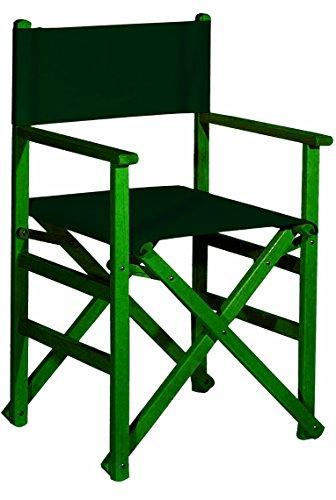 aranaz 1656 fauteuil droite pliable, Vert