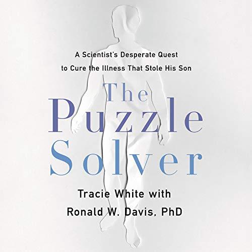 The Puzzle Solver Titelbild