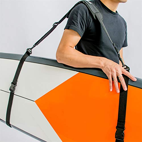ZYYXB Tabla de surf Correa de hombro Kayak Correa de transporte Tabla de surf Portador de hombro Correas de tabla de surf Herramientas de transporte