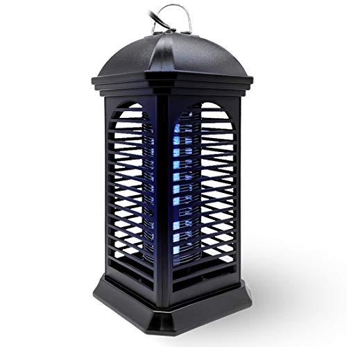 Electric Bug Zapper, Powerful Insect Killer, Mosquito Zappers, Mosquito Killer lamp, Flying Insect Trap for Indoor