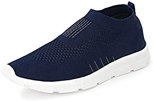 Bourge Men's Vega Slip-on Shoes