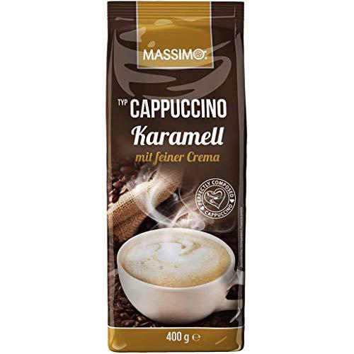 MASSIMO Cappuccino Karamell 400g