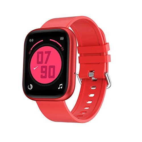 ZYY Relojes Inteligentes para Mujeres Y Hombres, Medición De Ritmo Cardíaco Bluetooth Llamada IP67 Pulsera Impermeable Smart Watch Reloj Deportivo Multifunción,D