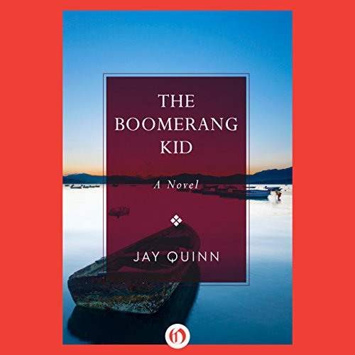 The Boomerang Kid audiobook cover art