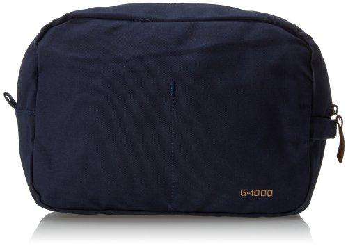 Fjällräven Gear Bag L Bolsa de Engranajes, Unisex, Azul (Navy), 27 x 10 x 19 cm, 4 Liter