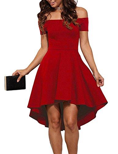 Rotes Kleid Traumhafte Elegante Rote Kleider Damen Online Kaufen