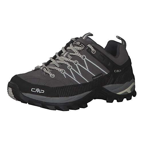 CMP Damen Trekking Schuhe Rigel Low 3Q13246 Graffite-Gesso 42