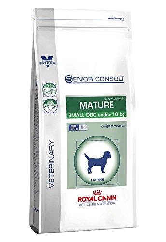 ROYAL CANIN Mature Small Dog Dental und Vitality Hund - Trockenfutter für ältere Hunde 3,5kg