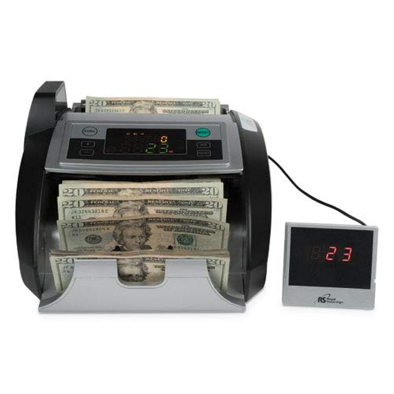 おもちゃ必要性残りRoyal Sovereign Intft.l Inc RSIRBC2100 Digital Cash Counter- 200 Bill Cap.- 12-.50in.x7-1.09in.x9-5.02