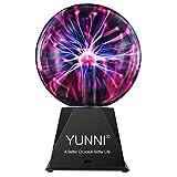 YUNNI Plasma Ball , 7'' AC Plasma Globe...
