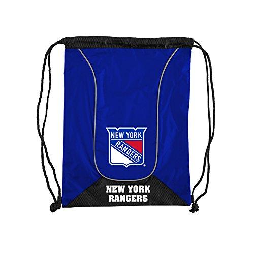 The Northwest Company NHL Doubleheader-Rucksack, Unisex, New York Rangers Rucksack Double Header Style Royal, C11NHL05C430015RTL, königsblau, 18